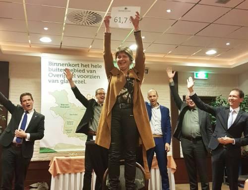 RENDO groep gaat glasvezel aanleggen in buitengebied Kop van Overijssel