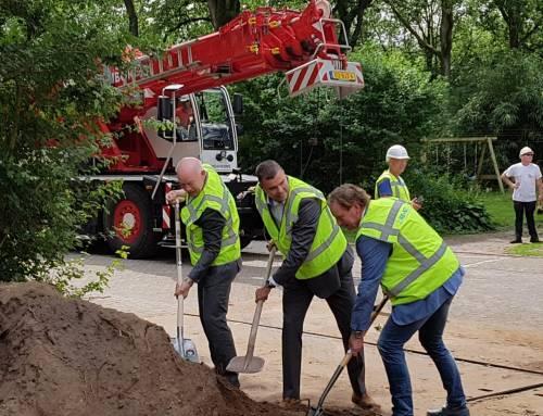 Start aanleg snel internet in het buitengebied van Hoogeveen
