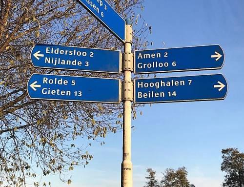 De aanleg van het glasvezelnetwerk in Noordoost Drenthe is begonnen!