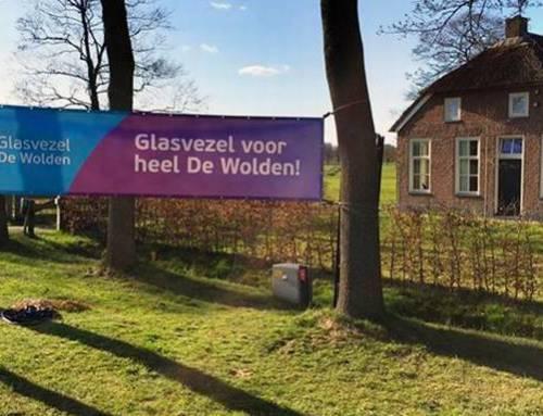 Glasvezel De Wolden bereikt einddoel en wil B.V. overdragen