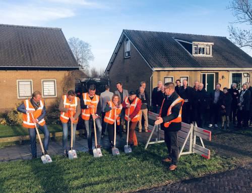 Start aanleg glasvezel in kernen Steenwijkerland