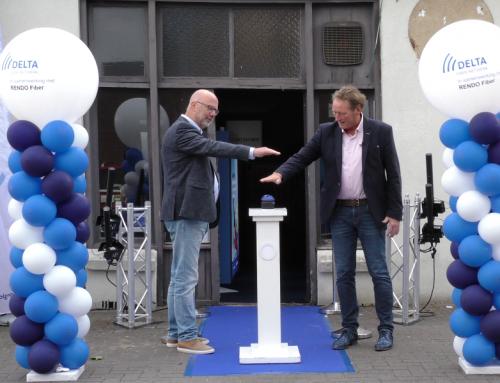Opening Glasvezel Informatiepunt Hollandscheveld